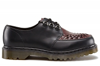 DR. MARTENS CREEPER RAMSEY BLACK / CHERRY