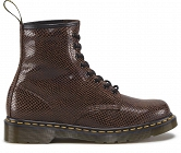 DR. MARTENS 1460 WAVE BROWN