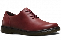 DR. MARTENS ELATE LORRIE DEEP RED OILY