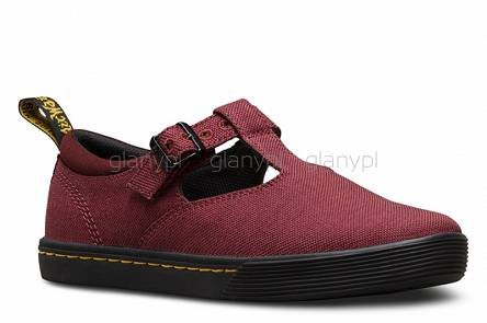 DR. MARTENS OCTAVO WINONA CHERRY RED