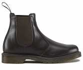 DR. MARTENS 2976 (CHELSEA) DARK BROWN
