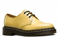 DR. MARTENS 1461 PATENT ACID YELLOW