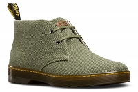 DR. MARTENS CRUISE MAYPORT MILITARY HEAVY CANVAS CAPULET OLIVE
