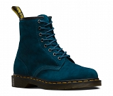 DR. MARTENS 1460 SOFT BUCK LAKE BLUE