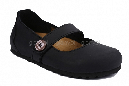 LORIKEET SHOES CHARLOTTE BLACK
