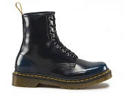 DR. MARTENS 1460 VEGAN NAVY CAMBRIDGE BRUSH