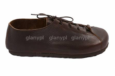OXYGEN FOOTWEAR DERBY BROWN