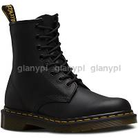 DR. MARTENS 1460 B-G BLACK OILY LEATHER