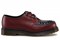 DR. MARTENS CREEPER RAMSEY CHERRY / BLACK