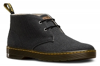 DR. MARTENS CRUISE MAYPORT MILITARY HEAVY CANVAS BLACK