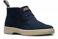 DR. MARTENS CRUISE MAYPORT OVERDYED TWILL DM's NAVY