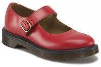 DR. MARTENS MARY JANE INDICA RED