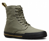 DR. MARTENS VISTA WINSTED DARK TAUPE CANVAS