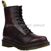 DR. MARTENS 1460 BURGUNDY RUB OFF RED VINTAGE