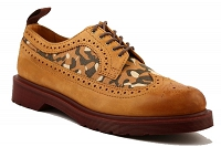 DR. MARTENS 3989 SHREEVES CAMMO / TAN BROGUE