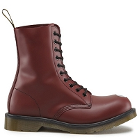 DR. MARTENS MAINE CHERRY RED