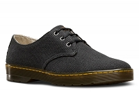 DR. MARTENS CRUISE DELRAY MILITARY HEAVY CANVAS BLACK