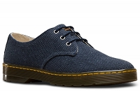 DR. MARTENS CRUISE DELRAY MILITARY HEAVY CANVAS DM's NAVY