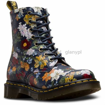 DR. MARTENS PASCAL DF NAVY DARCY FLORAL