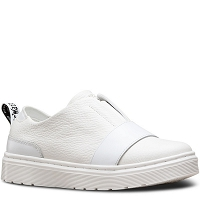 DR. MARTENS VIBE LYLAH WHITE AUNT SALLY + VENICE