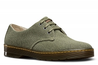 DR. MARTENS CRUISE DELRAY MILITARY HEAVY CANVAS CAPULET OLIVE