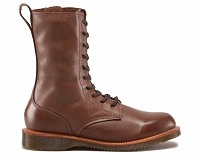 DR. MARTENS CARLITA DARK BROWN