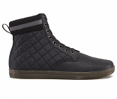 DR. MARTENS ECLECTIC EDUARDO QUILTED BLACK