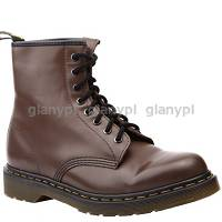 DR. MARTENS 1460 MILLED BROWN BROKEN IN