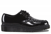 DR. MARTENS CREEPER BECK BLACK PATENT