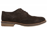 ROAMERS DESERT BOOTS M617 DARK BROWN