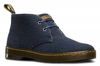 DR. MARTENS CRUISE MAYPORT MILITARY HEAVY CANVAS DM's NAVY