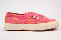 SUPERGA TRAMPKI SUP130 PINK ORNAMENT